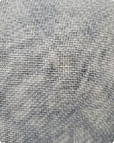 Wrinkled fabrics Head in the Clouds
