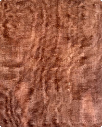 Wrinkled fabrics Fresh Copper