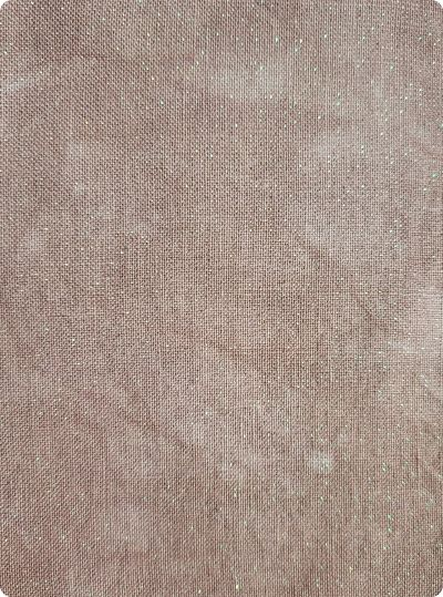Wrinkled fabrics Shining Toffee- opalescent