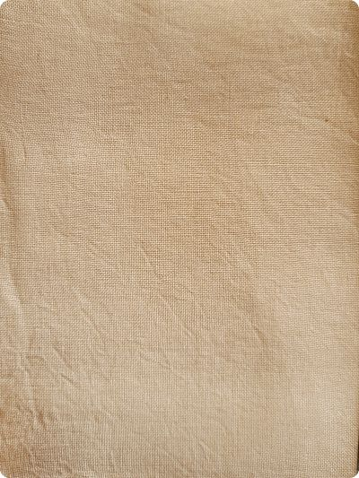 Wrinkled fabrics Coffee Time