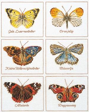 Butterflies by Thea Gouverneur