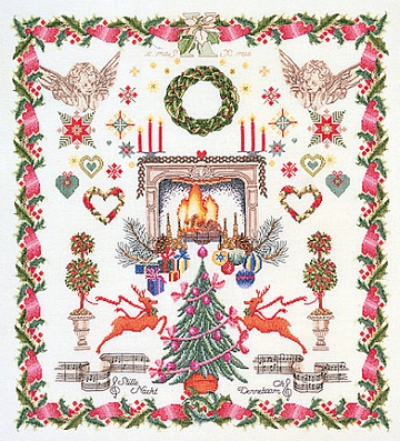 Christmas design by Thea Gouverneur