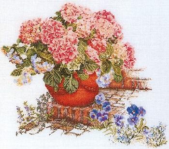 Hydrangeas by Thea Gouverneur