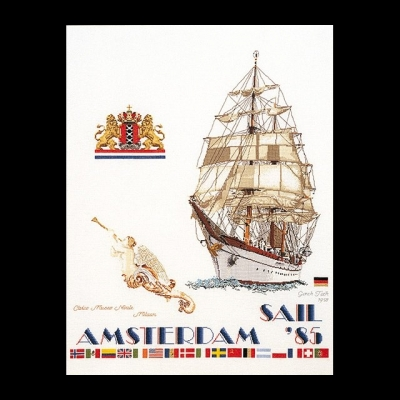 Sail '85,GOK2079,Thea Gouverneur