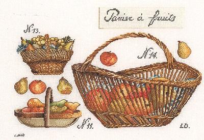 Fruit baskets by Thea Gouverneur