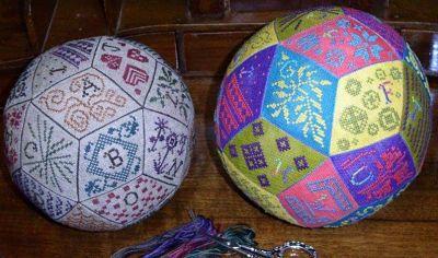 Amaryllis Artworks The Alphabet Ball
