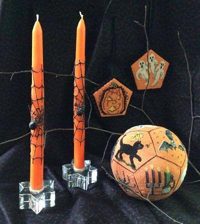 Amaryllis Artworks Halloween Ball