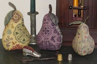 Amaryllis Artworks The Quaker Pear