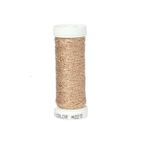 Accentuate Metallic Thread - 225 Pale Skin