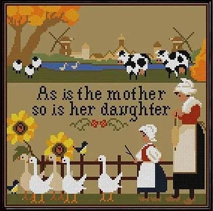 Twin Peak Primitives - Mothers and Daughters Sampler