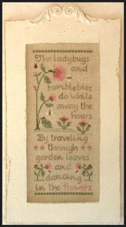Country Cottage Needleworks Ladybugs And Bumblebees