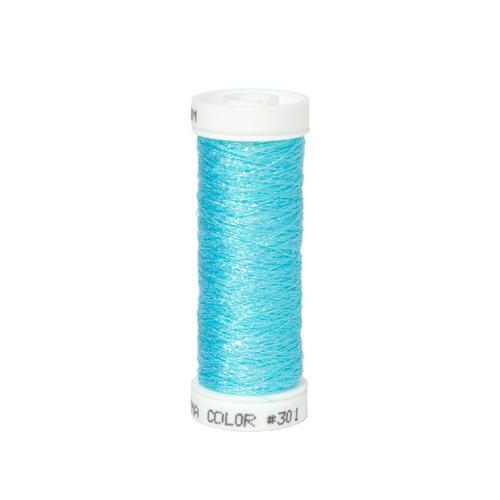 Accentuate Metallic Thread - 301 Picton Blue