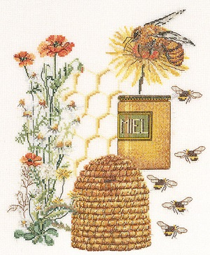 Bee hive by Thea Gouverneur