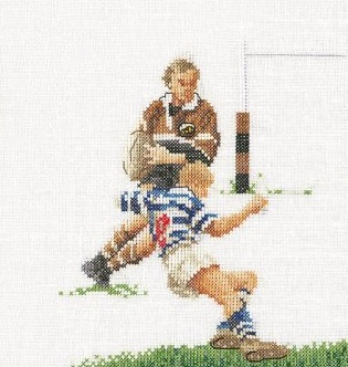 Rugby by Thea Gouverneur