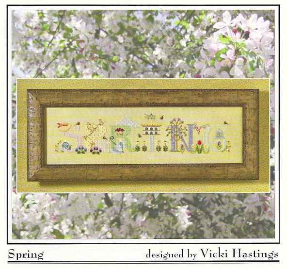 Cross-Eyed Cricket Spring