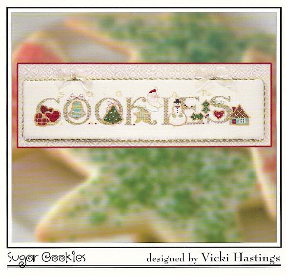 Cross-Eyed Cricket Sugar Cookies