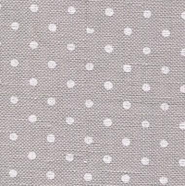 Petit Point Gray/White, 36 ct Edinburgh