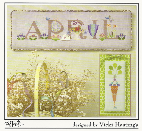 Cross-Eyed Cricket April