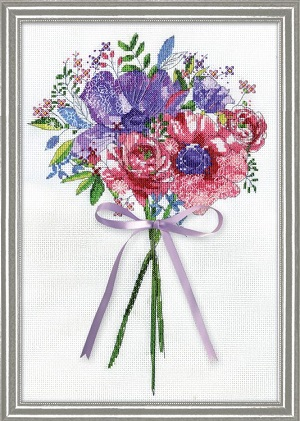 Flowers and Lace,3244,Design Works