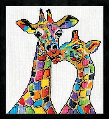 Giraffes,3258,Design Works