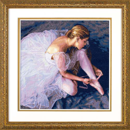 Ballerina Beauty-35181- by Dimensions