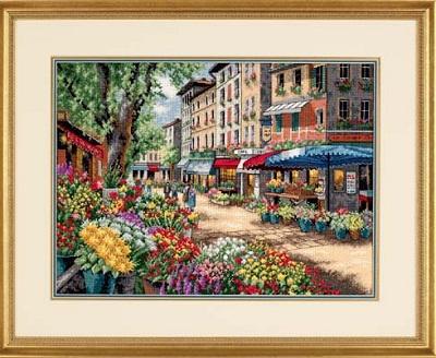 Paris Market-35256- by Dimensions