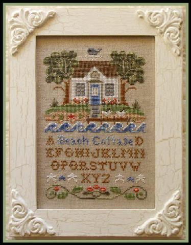 Country Cottage Needleworks Beach cottage