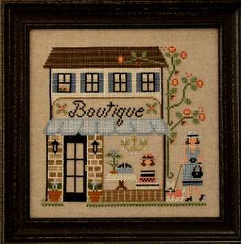 La boutique by Country Cottage Needleworks