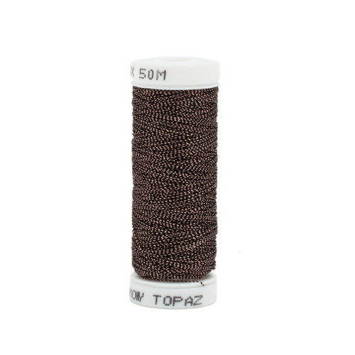Bijoux Metallic Thread - 426 Smoky Topaz