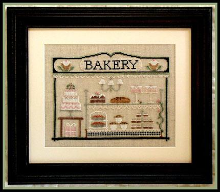 The Bakery by Country Cottage Needleworks