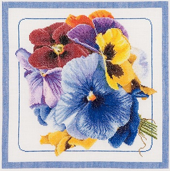 Pansies by Thea Gouverneur