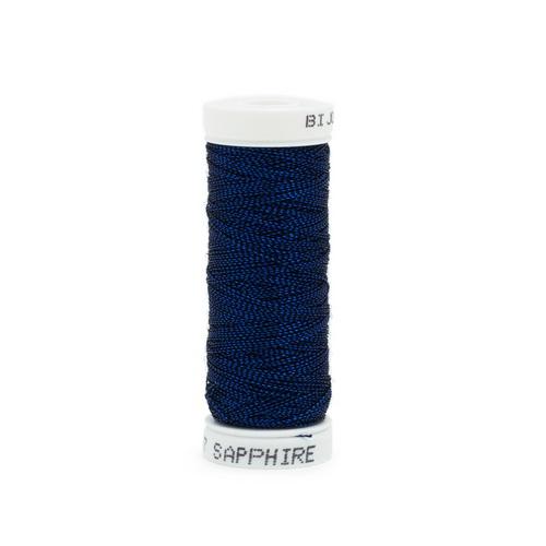Bijoux Metallic Thread - 437 Sapphire