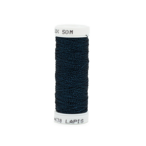 Bijoux Metallic Thread - 438 Lapis