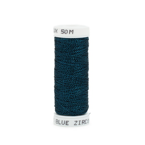 Bijoux Metallic Thread - 466 Blue Zircon