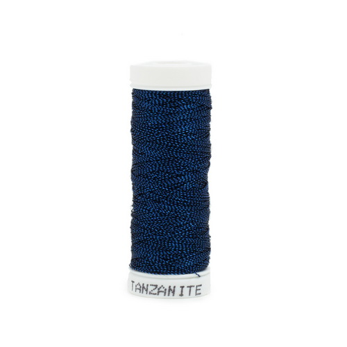 Bijoux Metallic Thread - 467 Blue Tanzanite