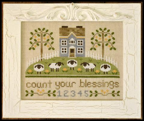 Country Cottage Needleworks Count Your Blessings