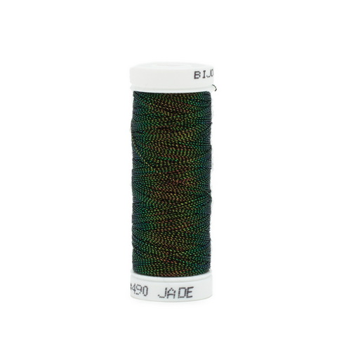 Bijoux Metallic Thread - 490 Jade