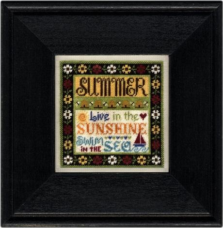 Erica Michaels 4 seasons- Summer