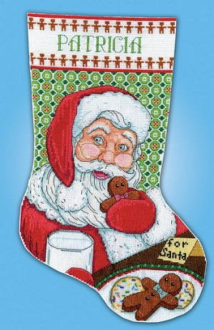 Santa's Cookies,5922,Design Works