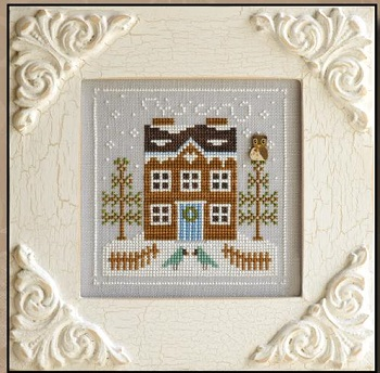 Bluebird Cabin by Country Cottage Needleworks