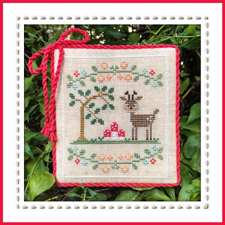 Forest Deer by Country Cottage Needlework