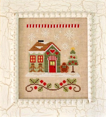 Country Cottage Needleworks Gingerbread Emporium