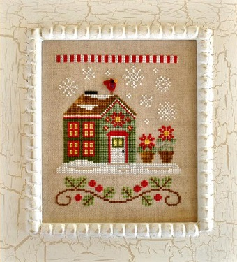 Country Cottage Needleworks Poinsettia Place