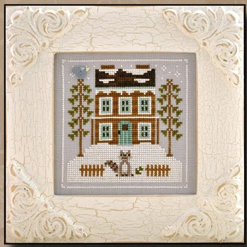 Raccoon Cabin by Country Cottage Needleworks