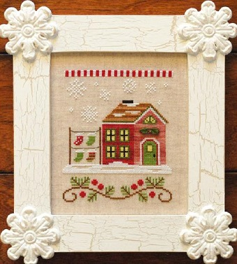 Country Cottage Needleworks Santa's Stocking Store