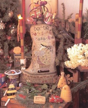 Shepherd's Bush Bertie's Stocking