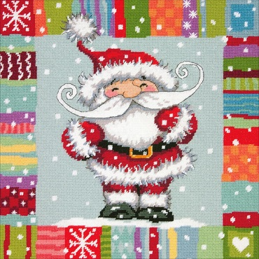 Patterned Santa,71-09157,Dimensions