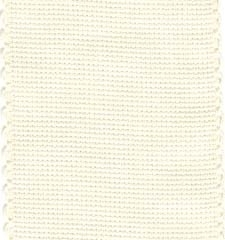 BANDING,Ivory with Scalloped Border,16CT,70083