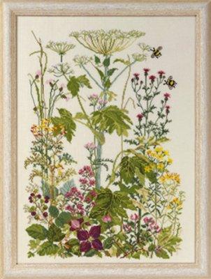 Flowers Wayside by Permin