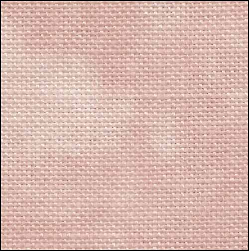 Fabric Flair Sorbet 32ct Linen,17x19